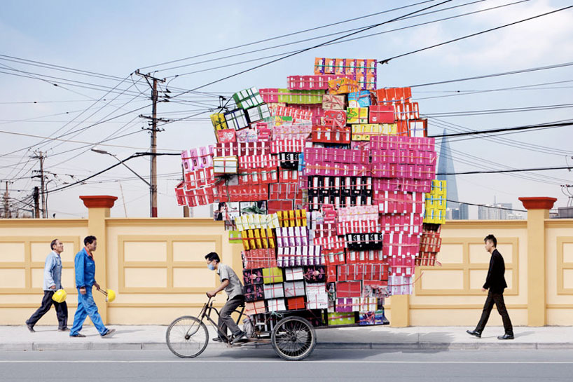 Alain Delorme, Totems, Shanghai
